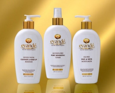 3 Step Beauty Routine for $35 evande beautifying trio