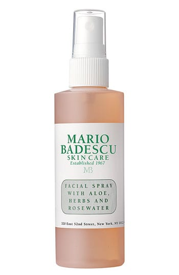 Winter skin care products | Mari Badescu facial toner with aloe and rosewater #skincare #skincareproducts #usalovelisted