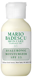 Winter skin care products |Mario Badescu Hyaluronic Moisturizer SPF 15 #winterskin #skincareproducts #usalovelisted