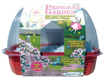 Princess Gifts: Princess Garden by DuneCraft