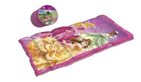 Princess gifts: Disney princess sleeping bags | Made in USA