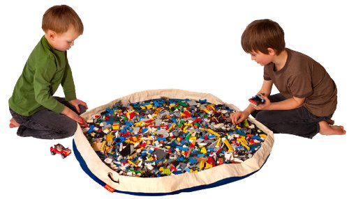 Best Gifts for Kids: Swoop Bag for Lego storage #gifts #usalovelisted #madeinUSA