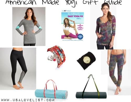 Made in USA Yoga Gear