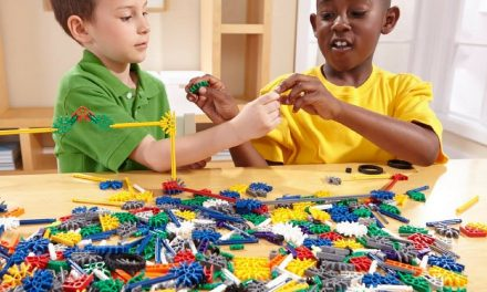 American Made K'NEX  Construction and Building Toys {REVIEW}