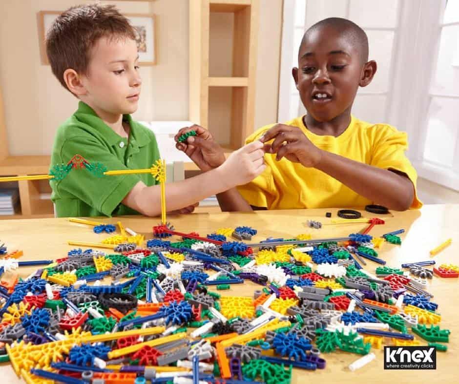 American Made K'NEX Toys - K'NEX Building Toys for Children