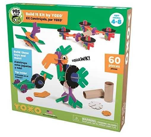 American made building toys: YOXO STEM building toys #usalovelisted #STEM #buildingtoys #toys