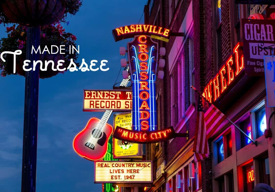 Things we love made in Tennessee