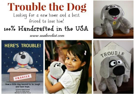 TroubleTheDog