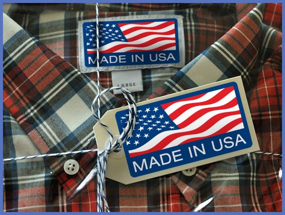 "Know what the ""Made in USA"" label means and avoid a ""Yankee Doodle Don't"""