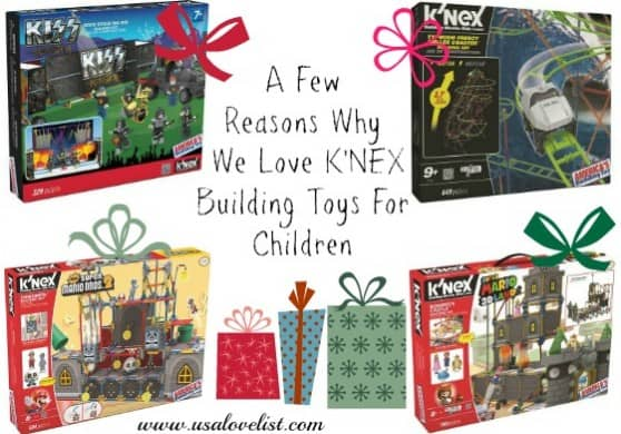 K'NEX Building Toys