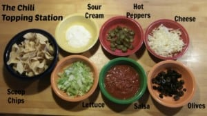 Chili Topping Station2
