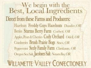 Food Trends 2014 Local Ingredients via USALoveList.com
