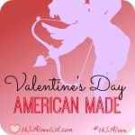 Valentine's Day Made in USA