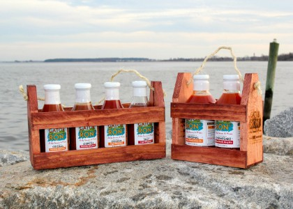 Enter to Win a Prize Pack of BBQ Sauces, Bloody Mary Mix, and more from Gator Ron's