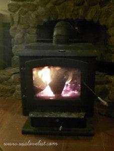 Englander woodstove