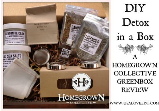 Homegrown Collective Greenbox