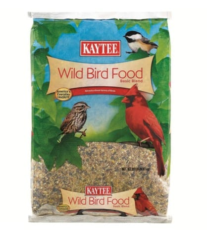 Kaytee birds seed | Feeding Wild birds in winter