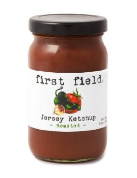 First Field Jersey Ketchup | Made in New Jersey | All natural