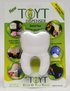floss dispenser