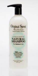 Organic Kids Shampoo {Soy and Dairy Free} from Original Sprout via USALoveList.com