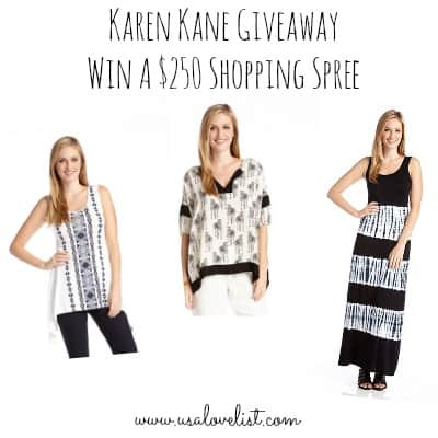 Splurge for Spring: Enter to Win $250 for Fashion from Karen Kane