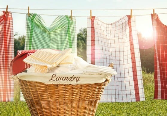 Eco Friendly Spring Cleaning Tips via USALoveList.com