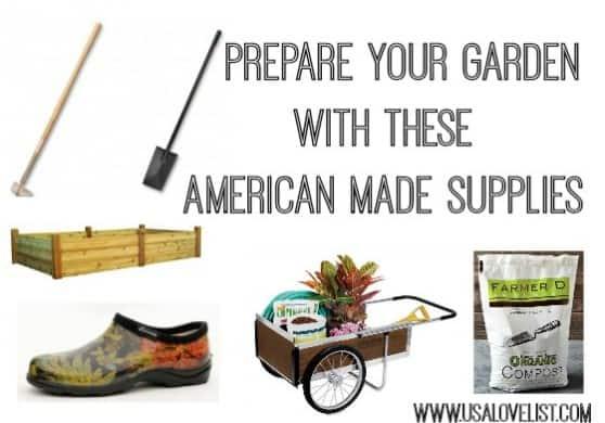 Gardening supplies list regina