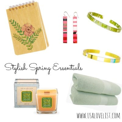 Stylish Spring Essentials All Under $40