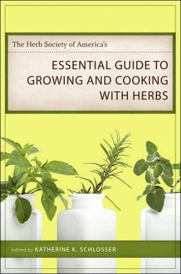 Spring garden inspiration reading list: Essential Guide to Growing and Cooking with Herbs #gardening #homesteading #spring #usalovelisted