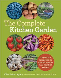 Spring Garden Inspiration Reading List: The Complete Kitchen Garden