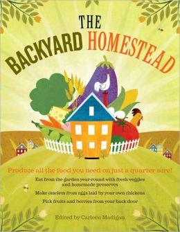Spring Garden Inspiration Reading List: The Backyard Homestead