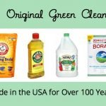 Made in the USA for Over 100 Years: The Original Green Cleaners