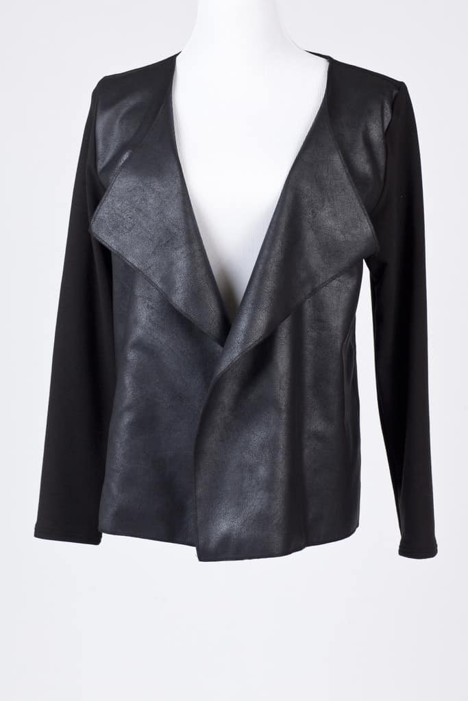 American Made Fashion Under $100 - Jaleh Vegan Jacket