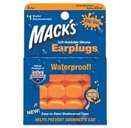 earplugs #madeinUSA help prevent swimmers ear