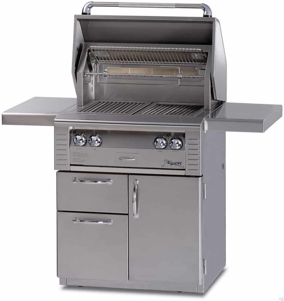 Made in USA Grills: Alfresco grills #usalovelisted