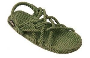 ab71a56e4 Gurkee's rope sandals are made in West Virginia. They offer any .