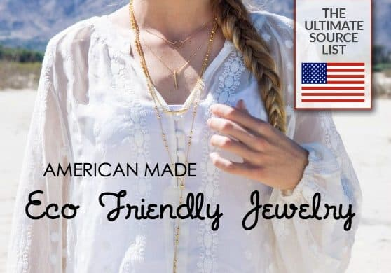 American mad Eco friendly jewelry