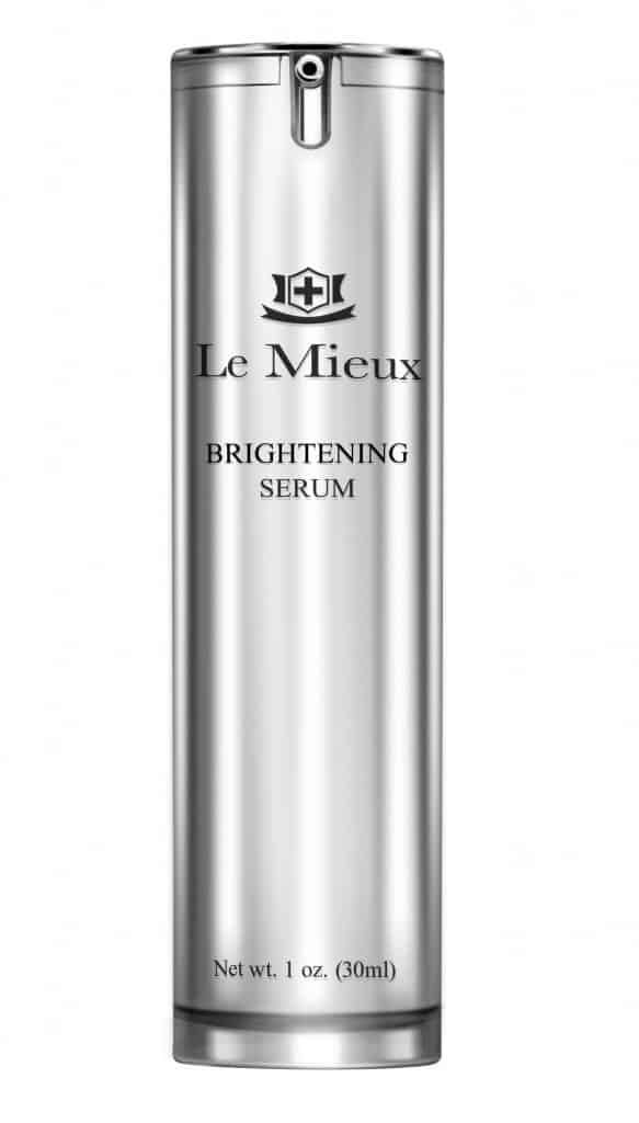 Le Mieux Brightening Serum Review #usalovelisted #serum #beautytips