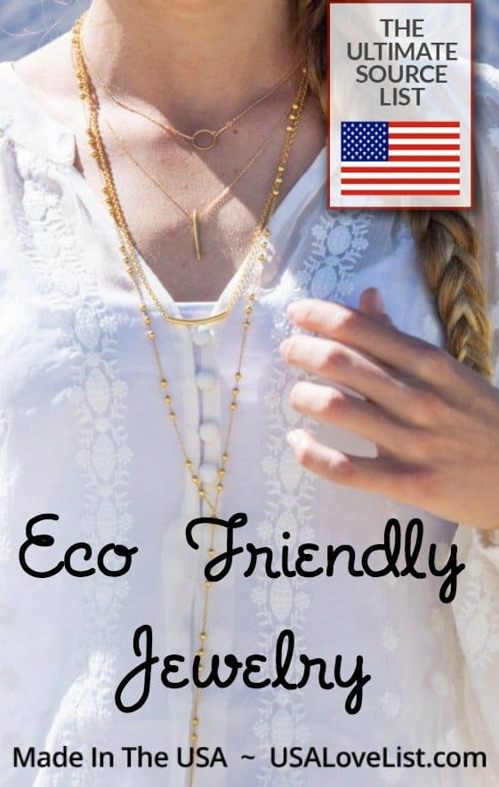 the ultimate made in usa eco friendly jewelry source guide