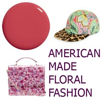 Floral Fashion Frenzy: 3 Easy Spring Trends to Make Made in USA More Fun