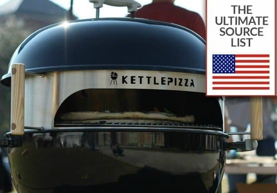 American made grills & grilling accessories