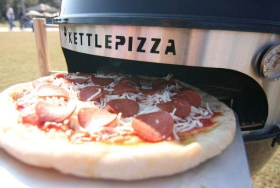 American Made Wood Fired Pizza Oven Kit by KettlePizza