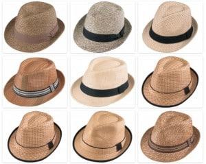 Henschel Hats- Fedora