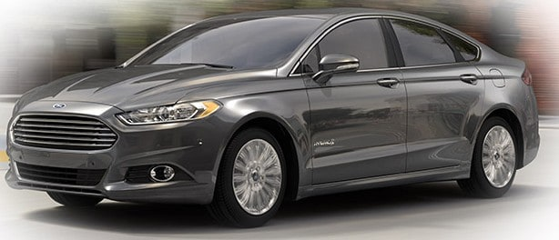 Save energy with a Ford Fusion Hybrid #madeinUSA