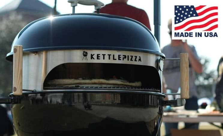 KettlePizza Wood Fired Pizza Oven Kit   Made in USA