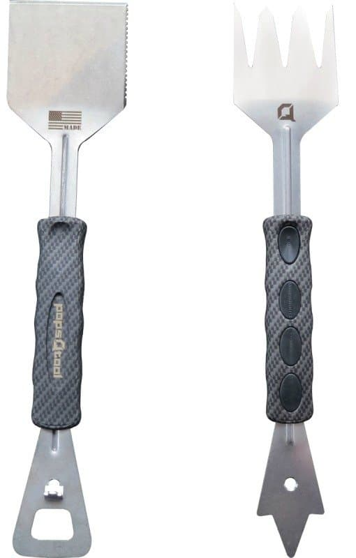 Pops Q Tool is the ULTIMATE grilling tool! This would be a Father's Day gift Dad would really use!