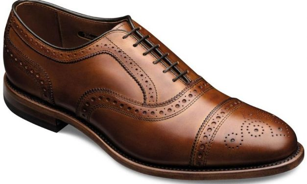 Allen Edmonds Giveaway – Handcrafted, Made in USA Shoes For Men