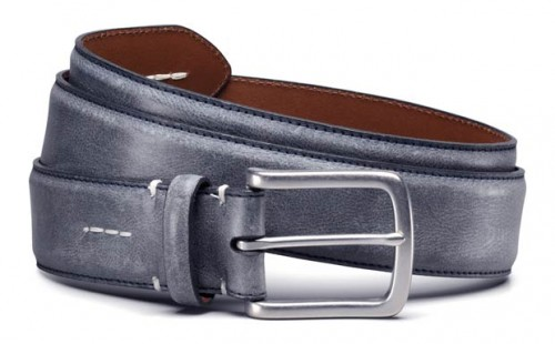 American Made Allen Edmonds Belt | #AmericanMade #MensBelts
