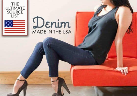 American Made Denim: The Ultimate Source List