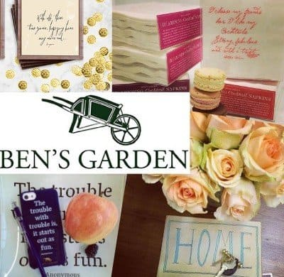 American Made Entertaining Essentials From Bens Garden